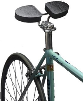 Spongy Wonder CUSTOM MK10B Bicycle Seat