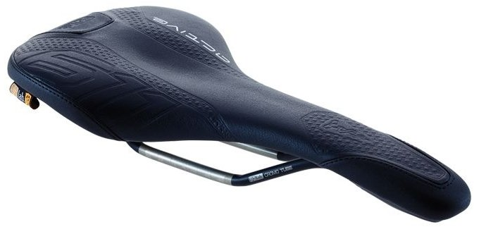 SQlab 611 Active MTB Saddle with Cromo Rails