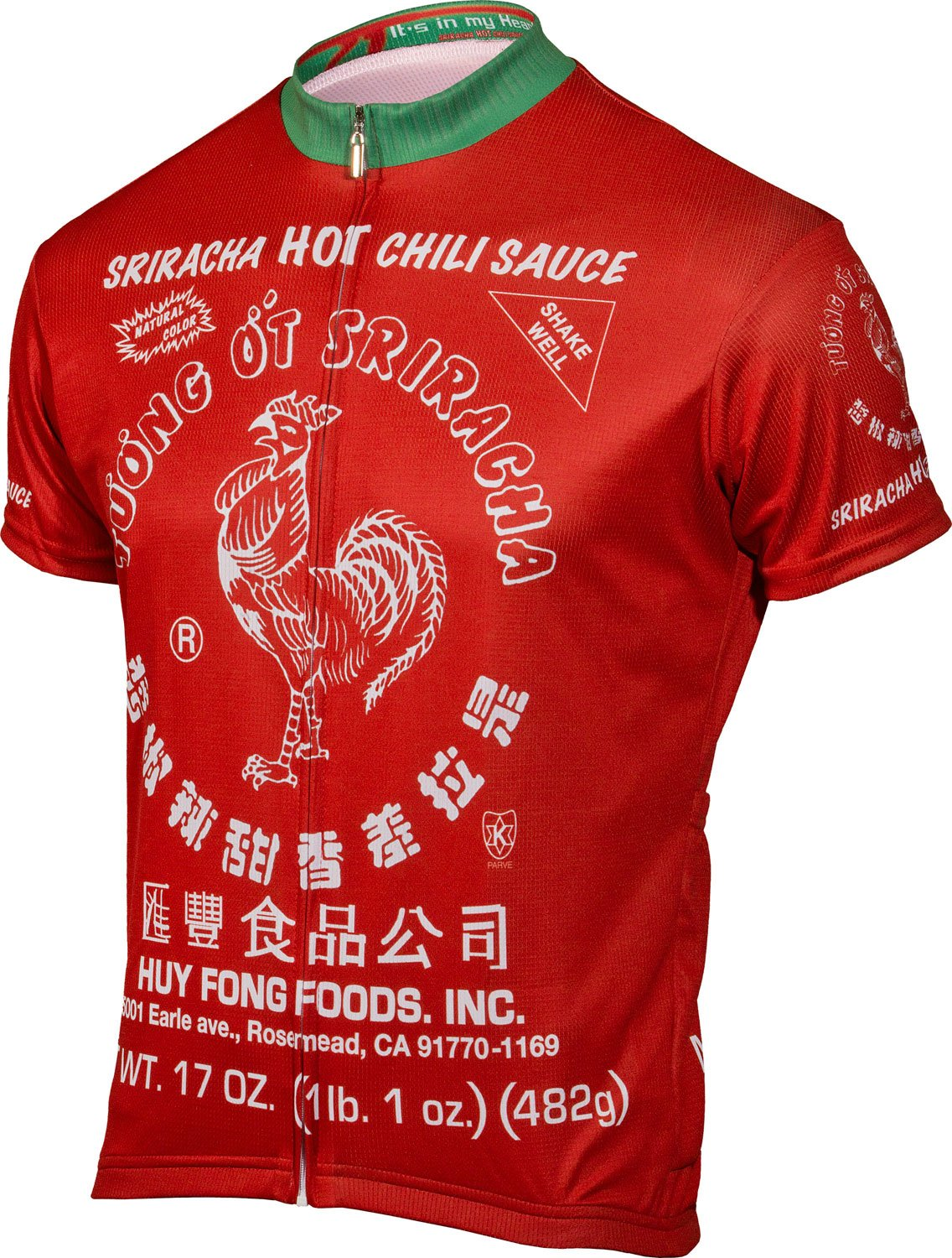 Its In My Heart Sriracha Hot Chili Sauce Jersey