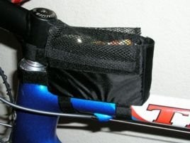 SRM Bike Top Tube Bag