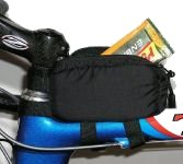 SRM Zippered BikeTop Tube Bag