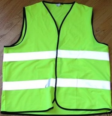 Polyester Bicycle Safety Vest