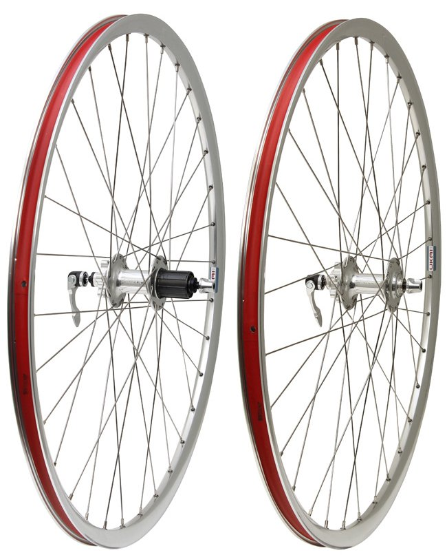 Suzue 700c XC / CX / Trekking DISC Wheelset