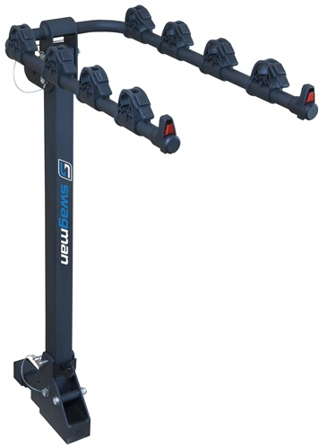 Swagman Trailhead 4 Bicycle Folddown 2 Arm Hitch Rack
