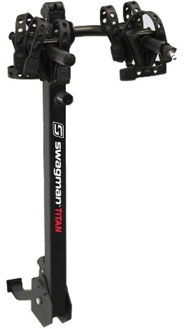 Swagman Titan 2 Bike Two Arm Fold Down Hitch Rack