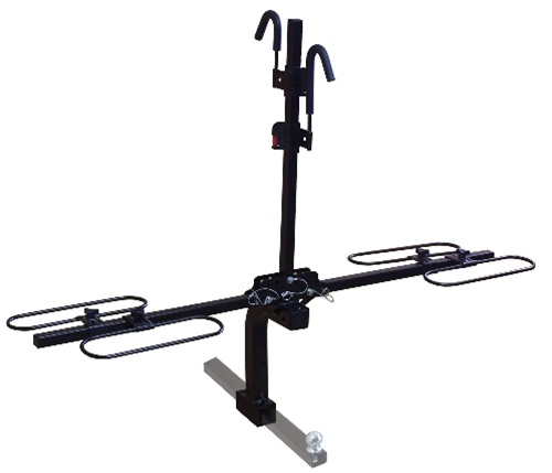 Swagman Traveler XCS 2 Bike RV Tow Bar Mount Bike Rack