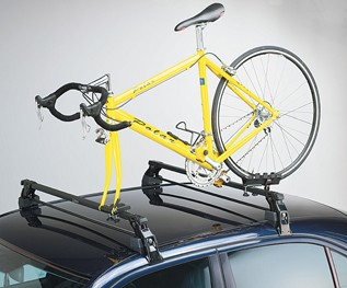 Swagman Standard Fork Mount Bicycle Roof Rack