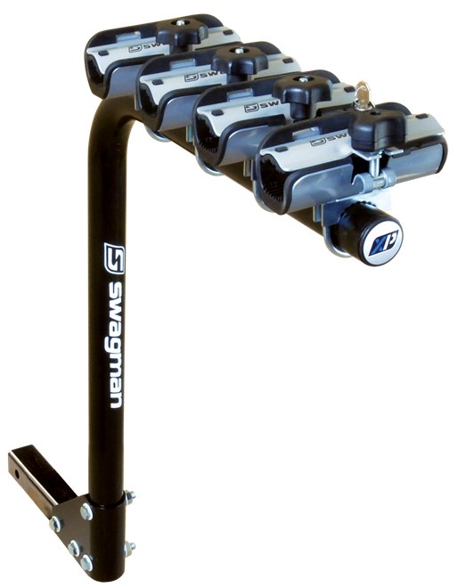 Swagman XP 4 Bike Single Arm Hitch Rack