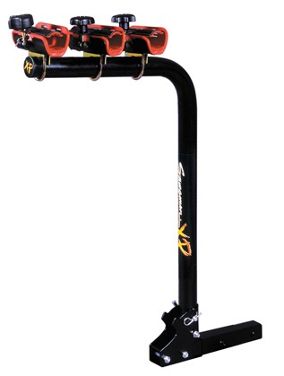 Swagman XP 3 Bike Fold Down Bicycle Hitch Rack