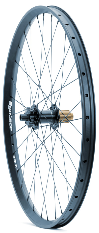 Syntace W35 MX Rear MTB Wheel 27.5""