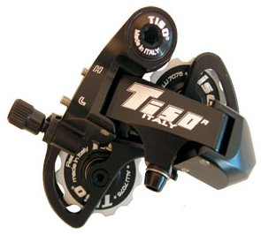 Tiso Altore 366 Shimano Compatible Ultralight Rear Derailleur