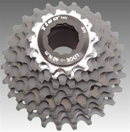 Tiso 11 Speed Compatible Hard Anodized Cassette