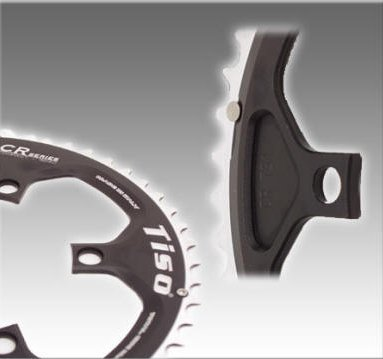 Tiso Road Compact Chainrings Road