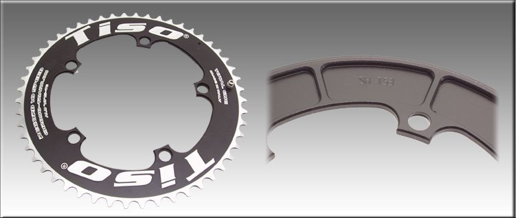Tiso Time Trial Triathlon Chainring
