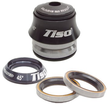 Tiso Joe Integrated 45 Degrees Campagnolo Compatible Headset