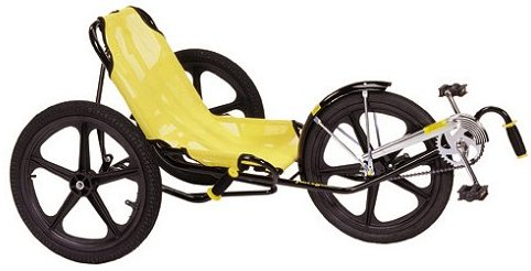 Trailmate Adult Fun Cycle 20 Recumbent