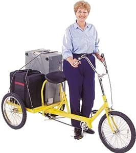 "Trailmate Hefty Hauler 26"" Industrial Adult Tricycle"