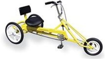 Trailmate LowRider Junior Recumbent Tricycle