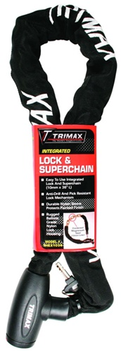 "Trimax 36"" Chain with Integrated Lock"
