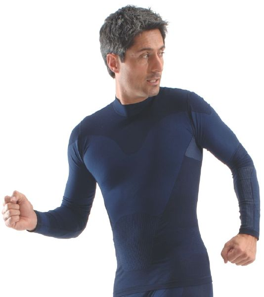 T.ESS Man's Platinum Long Tight Base Layer