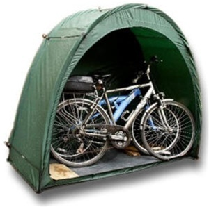 sc 1 st  BikeMania.Biz & The Original Tidy Tent Bike Cave X Modular Bicycle Storage System