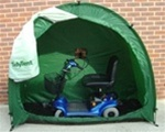 Tidy Tent Scoot A Cave Outdoor Scooter Cave Storage System
