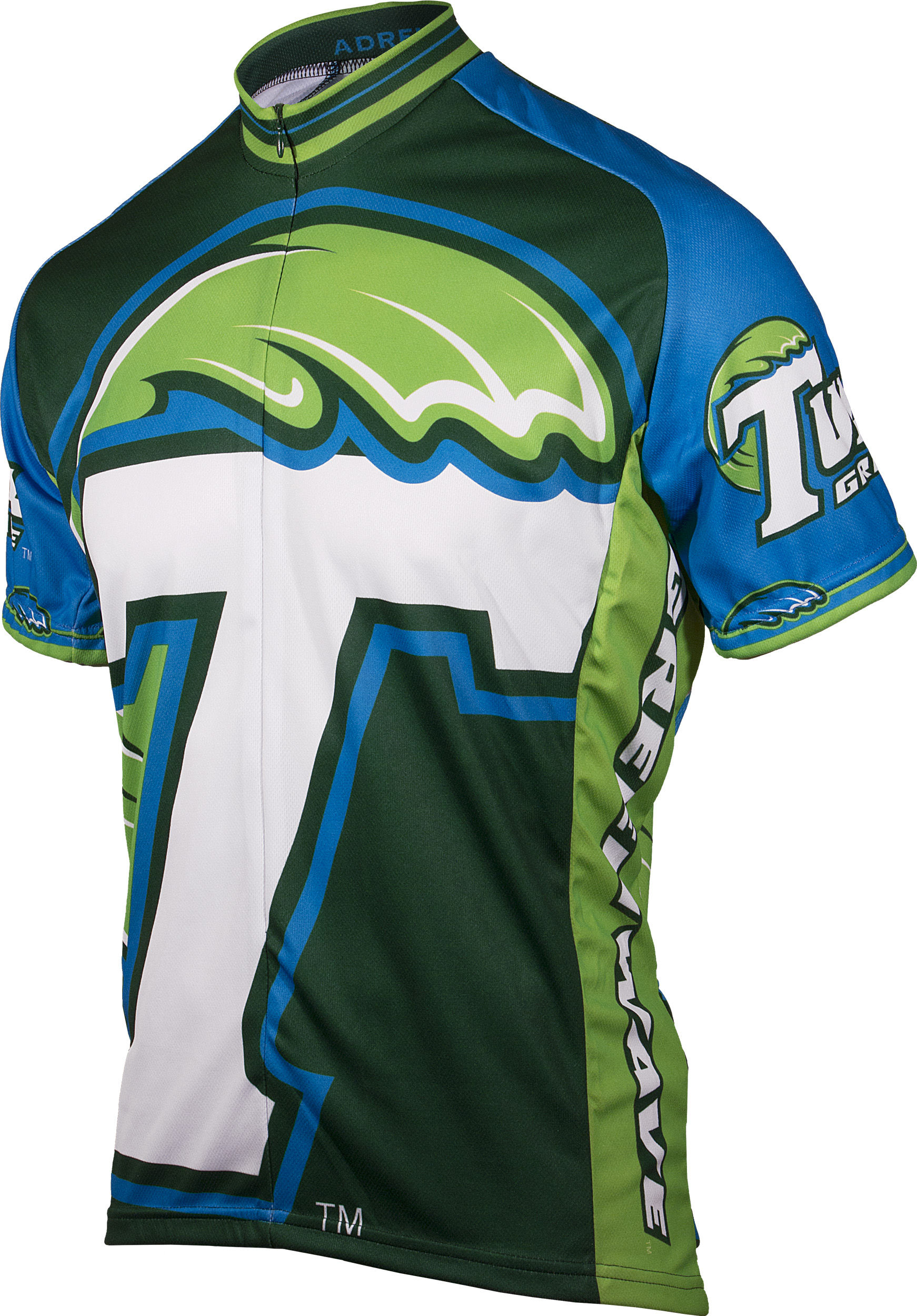 Tulane University Cycling Jersey