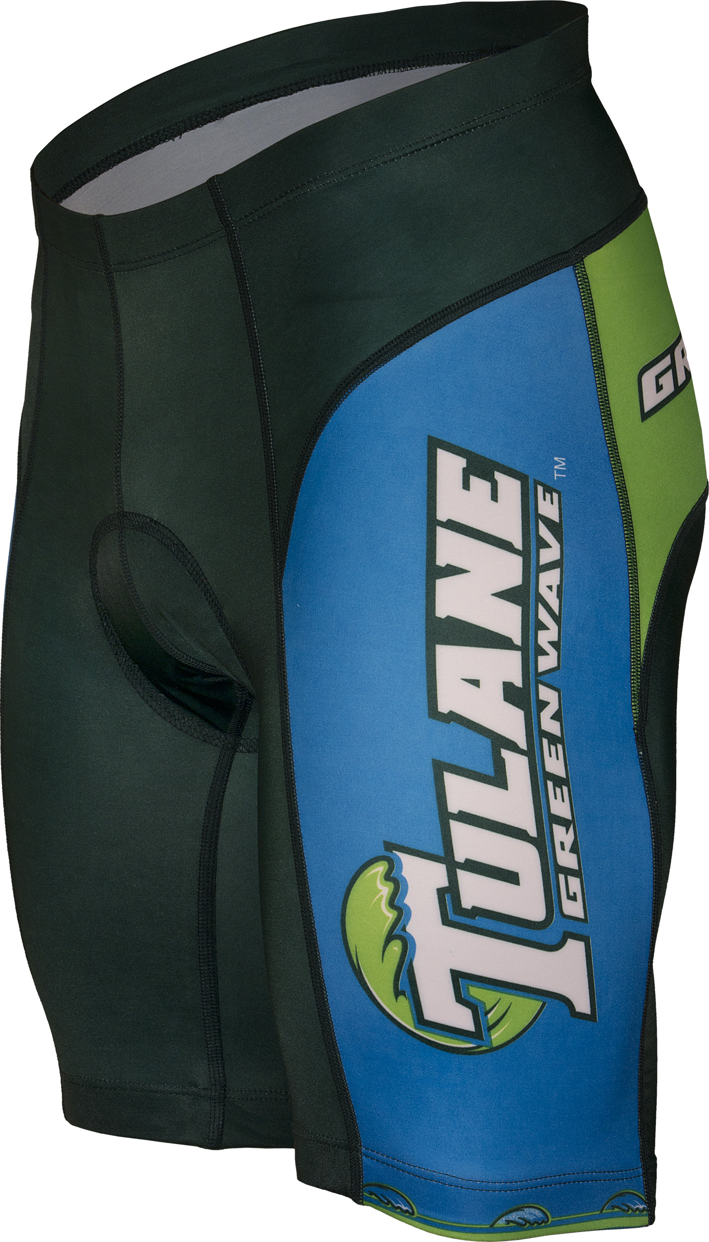 Tulane University Cycling Shorts