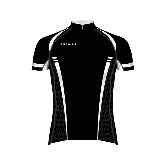 Primal Wear Tungsten Evo Cycling Jersey Large