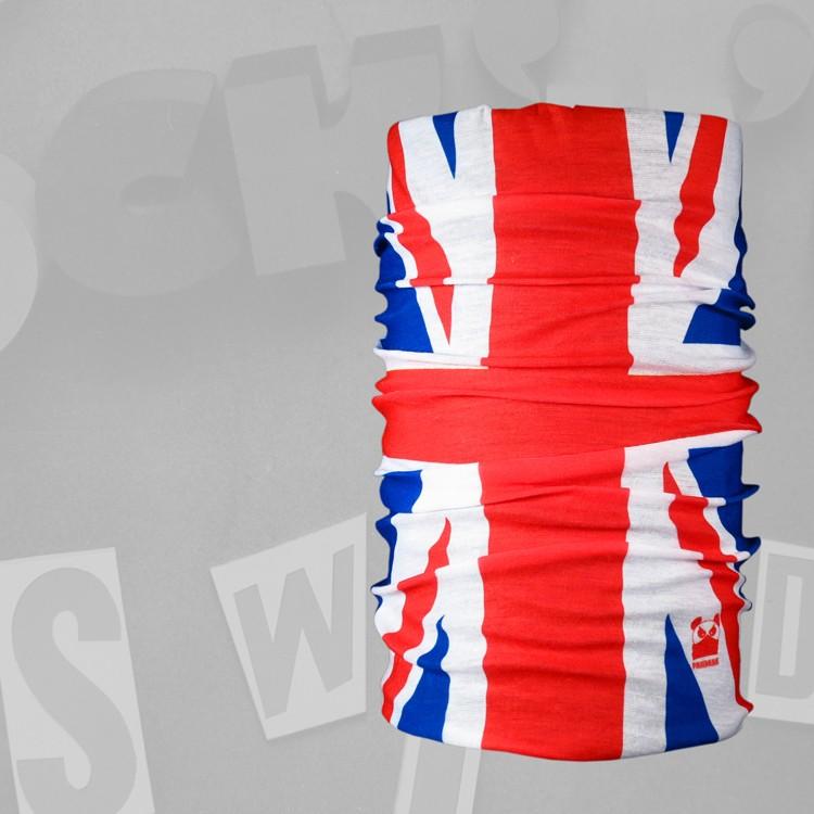 Pandana Bandana Headwear Union Jack