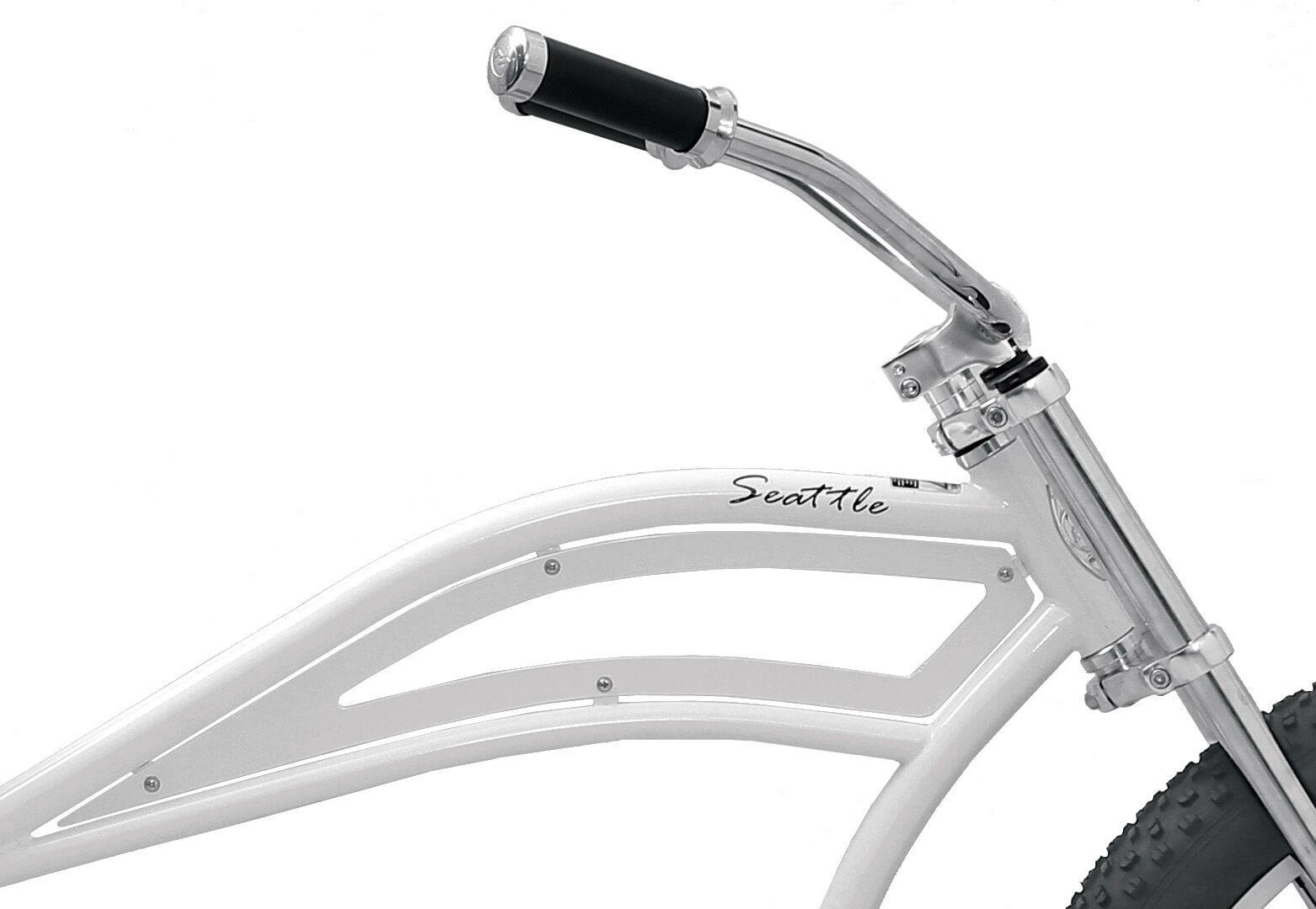 Micargi Seattle Fat Tire Cruiser Bike