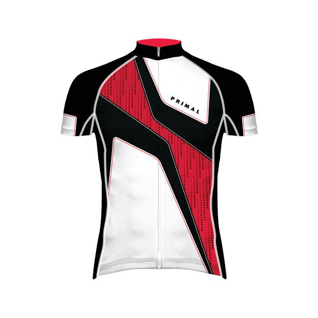 Primal Wear Vangarde Evo Cycling Jersey Large