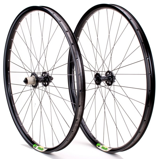 "Velocity Blunt 35 26"" U.S. MTB Wheelset Disc"