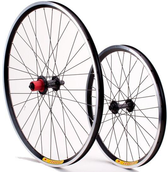Velocity Recumbent Clincher Wheelset