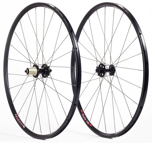 Velocity Major Tom Tubular Comp Disc Wheelset
