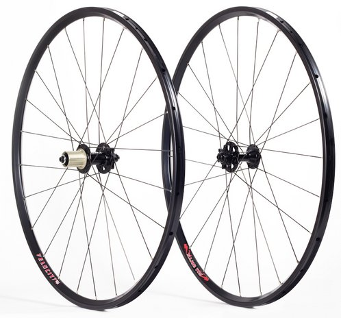 Velocity Major Tom Tubular Pro Disc Wheelset