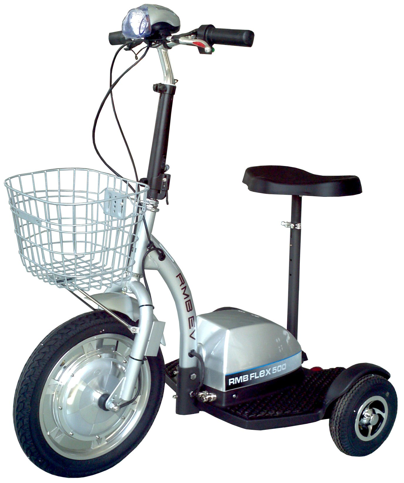 rmb flex 48v 500w personal transportation 3 wheel electric