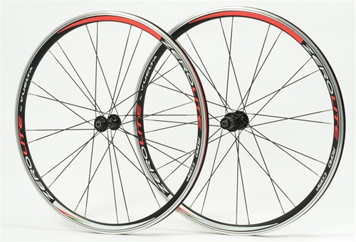 Vuelta ZeroLite 700c Hand Built Competition Road Bike Wheelset