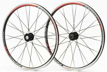 "Vuelta ZeroLite 26"" Hand Built Competition Mountain Bike Wheelset"
