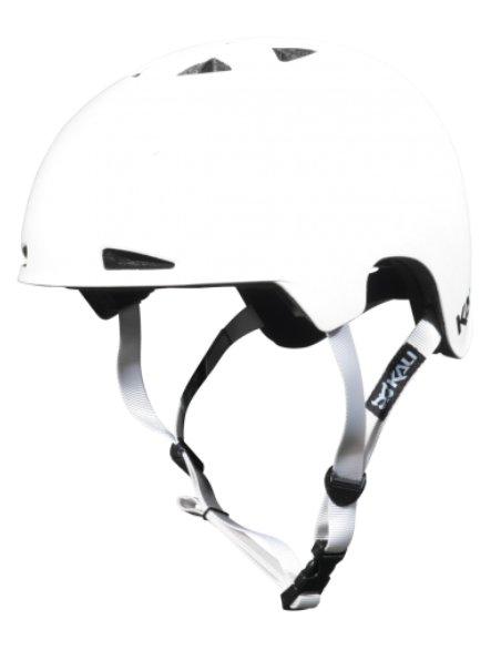 Kali Viva BMX / Skate Helmet White Small