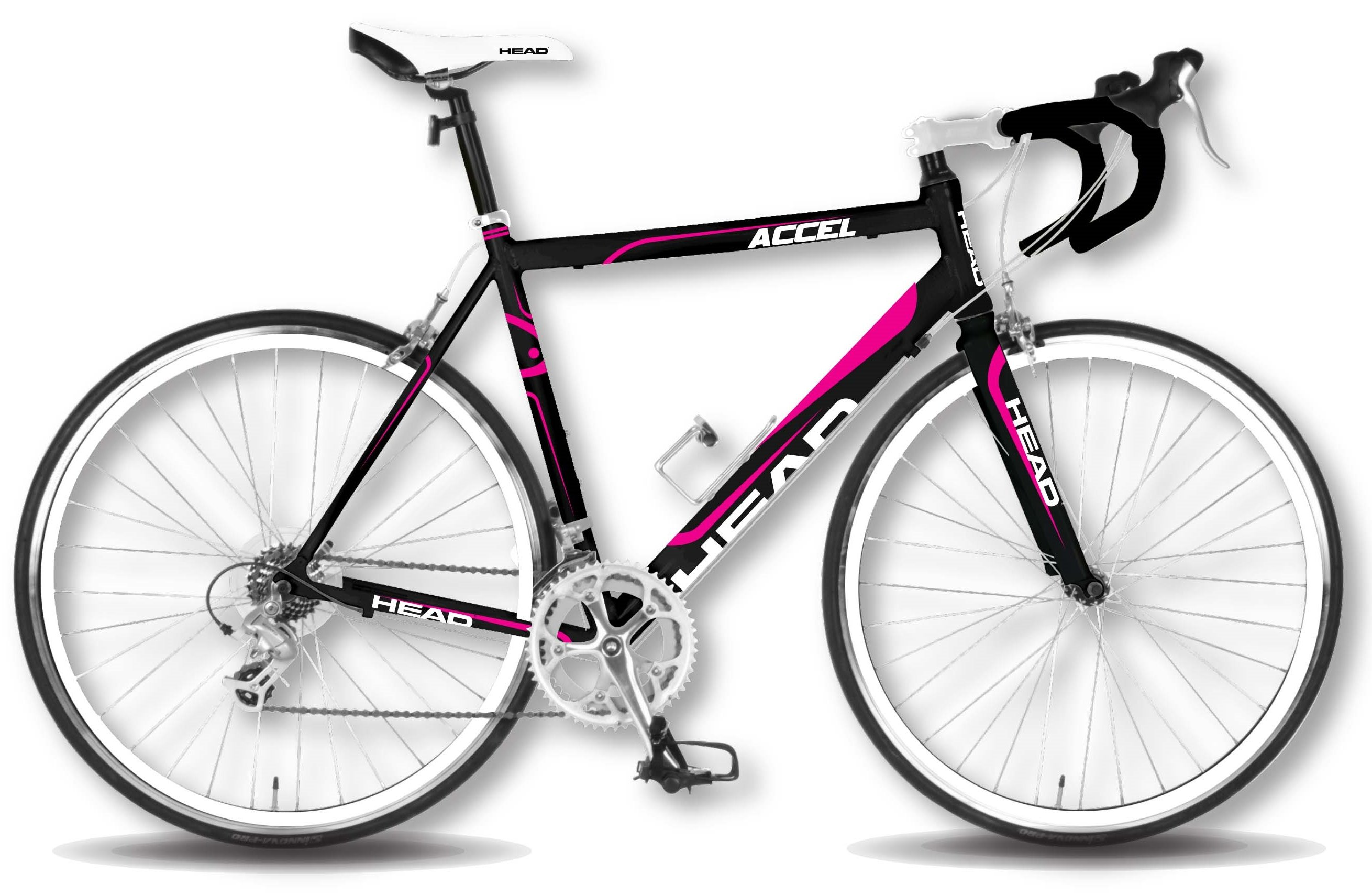 HEAD Accel NX 21 Speed Womens Road Bike 54CM