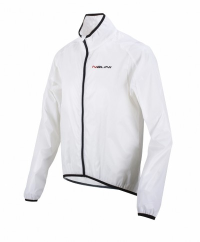 Nalini Red Label Aria Wind Jacket White Large