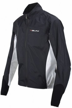 Nalini Red Label EVO Rain Jacket Black Medium