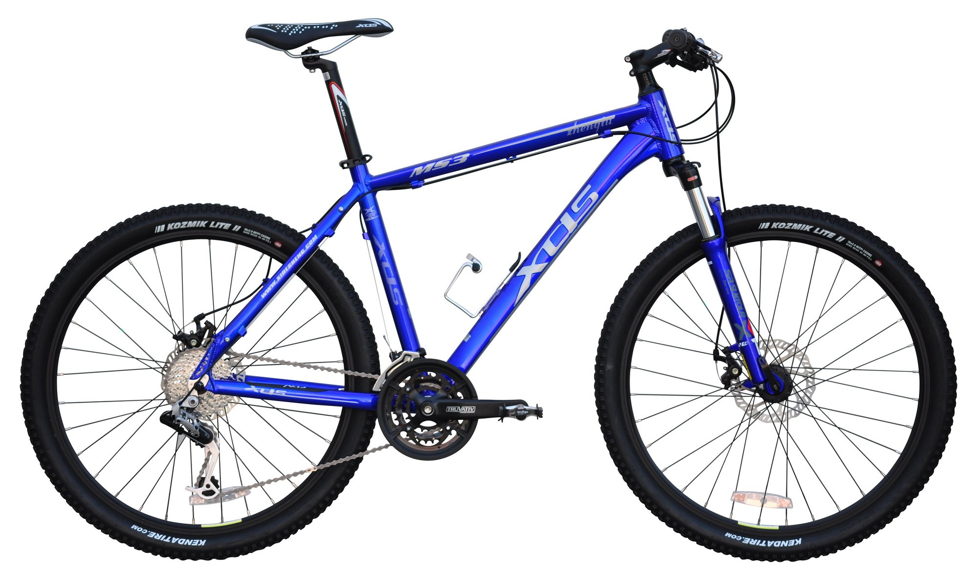 XDS MS3 Mens 27 Speed Suspension Mountain Bike