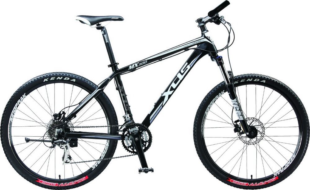 XDS MX300 Mens 24 Speed Suspension Cross Country Bike