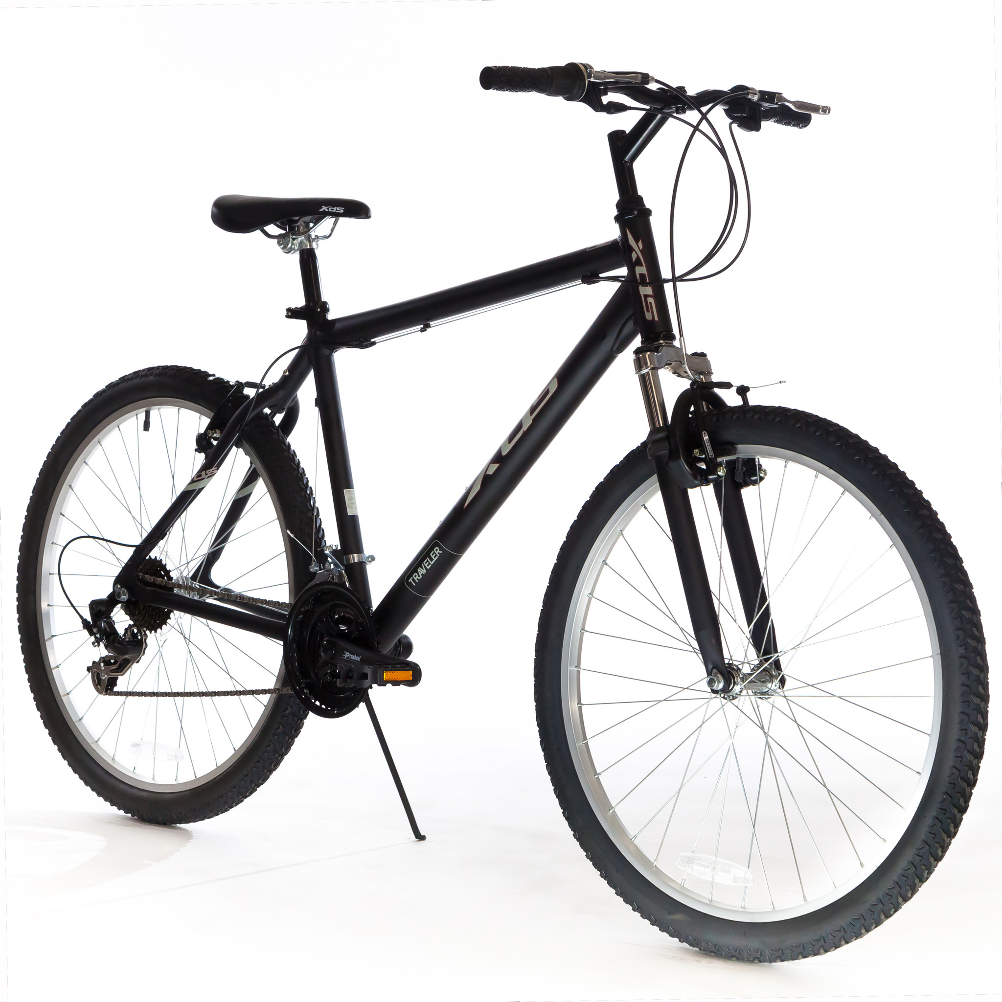 XDS Men's Traveler 21 Speed Suspension Mountain Bike