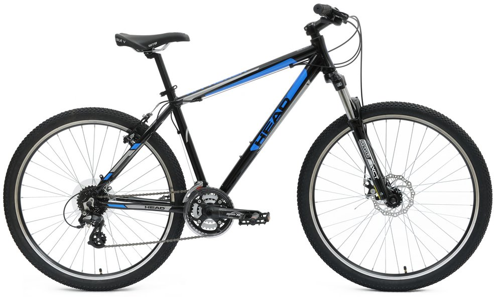 HEAD Approach XT 24 Speed 275 Mens Mountain Bike 205 Frame