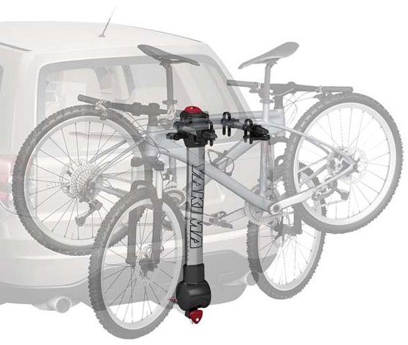 Yakima Ridgeback 4 Bike Aluminum Hitch Rack