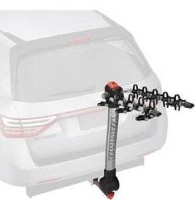 Yakima Ridgeback 5 Bike Aluminum Hitch Rack