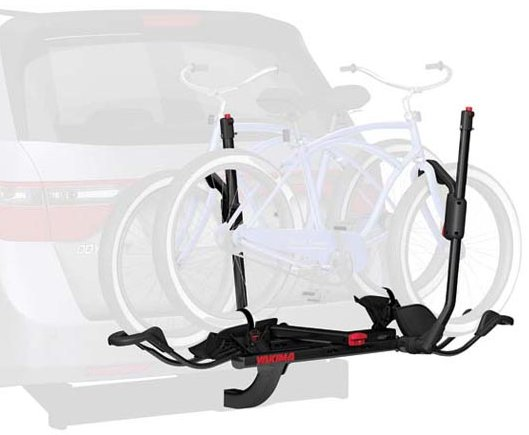 Yakima HoldUp Aluminum Hitch Rack for 2 Bikes